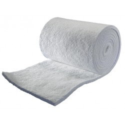 NAPPE REFRACTAIRE BIO-SOLUBLE 128 Kg/M3
